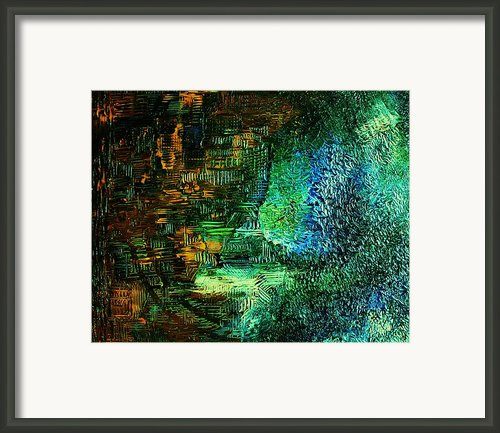 The Dream 41 Framed Print By Michael Kulick
