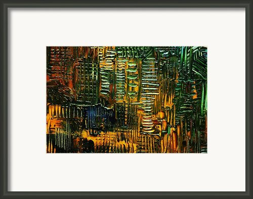 The Dream 42 Framed Print By Michael Kulick