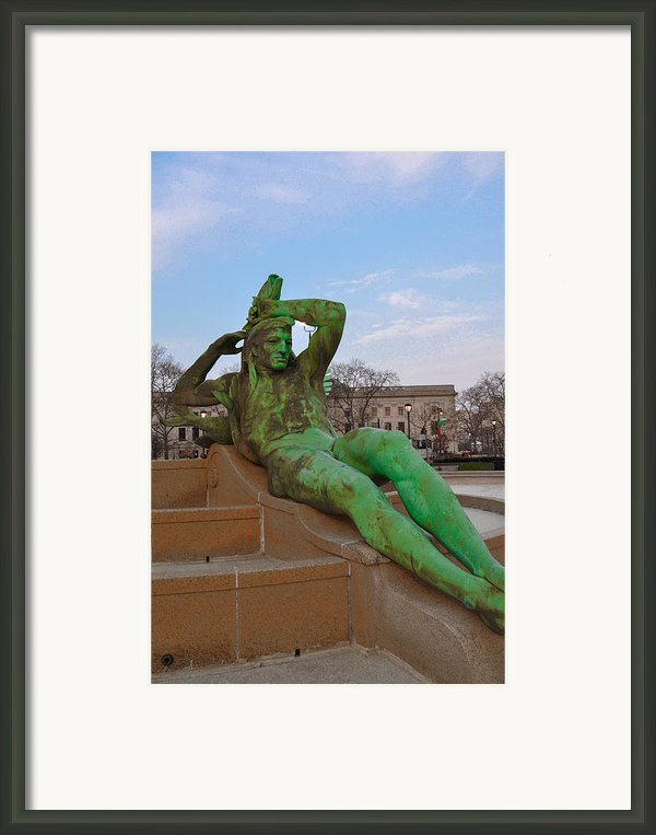 The Dry Season Framed Print By Bill Cannon