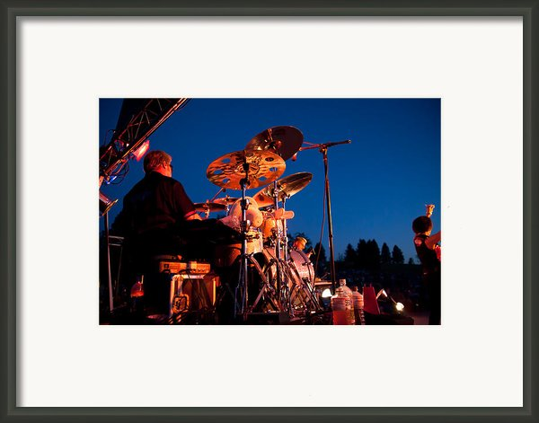 The Fabulous Kingpins - 2013 Framed Print By David Patterson