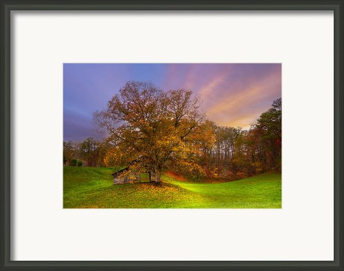 The Farm Framed Print By Debra And Dave Vanderlaan