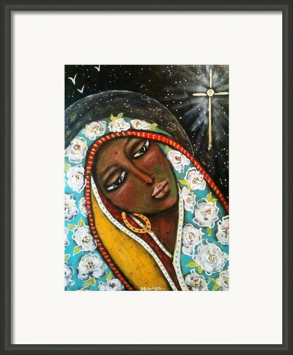 The First Noel Framed Print By Maya Telford