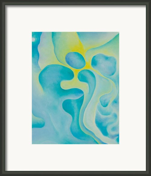The Forces Beneath The Stories Framed Print By Eliza Furmansky