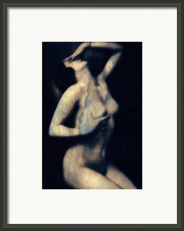 The Forgotten Lover Framed Print By Zeana Romanovna