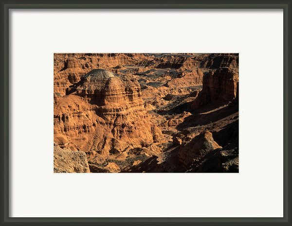 The Gobi Framed Print By Anonymous