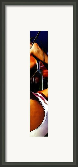 The Great Pretender 3 Framed Print By Stefan Kuhn
