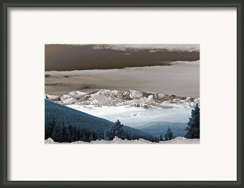 The Guardian Framed Print By Jeremy Rhoades
