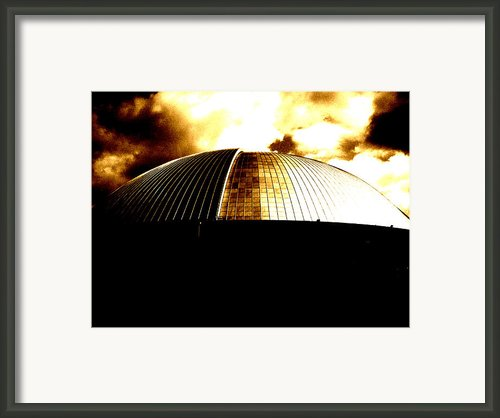The Igloo Framed Print By S Patrick Mckain