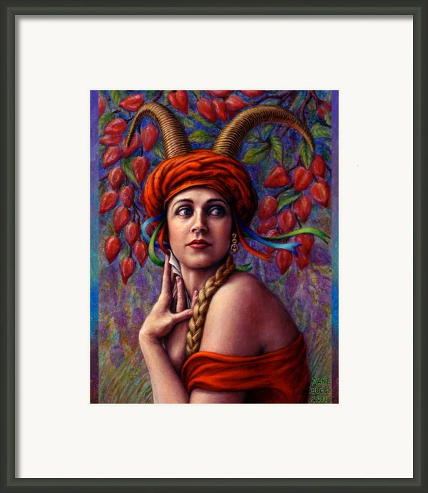 The Letter Framed Print By Jane Bucci