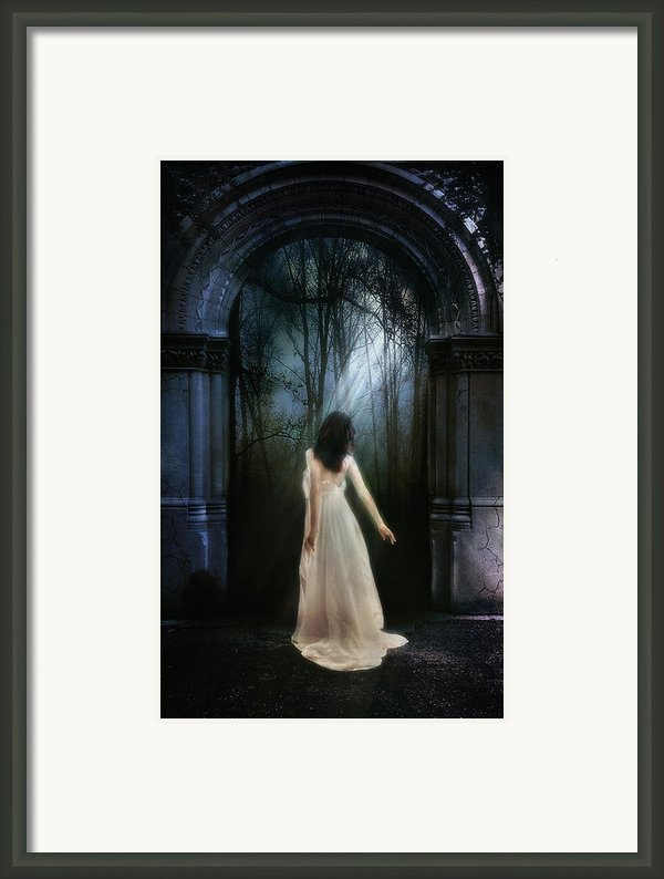 The Light That Awakens Framed Print By John Rivera