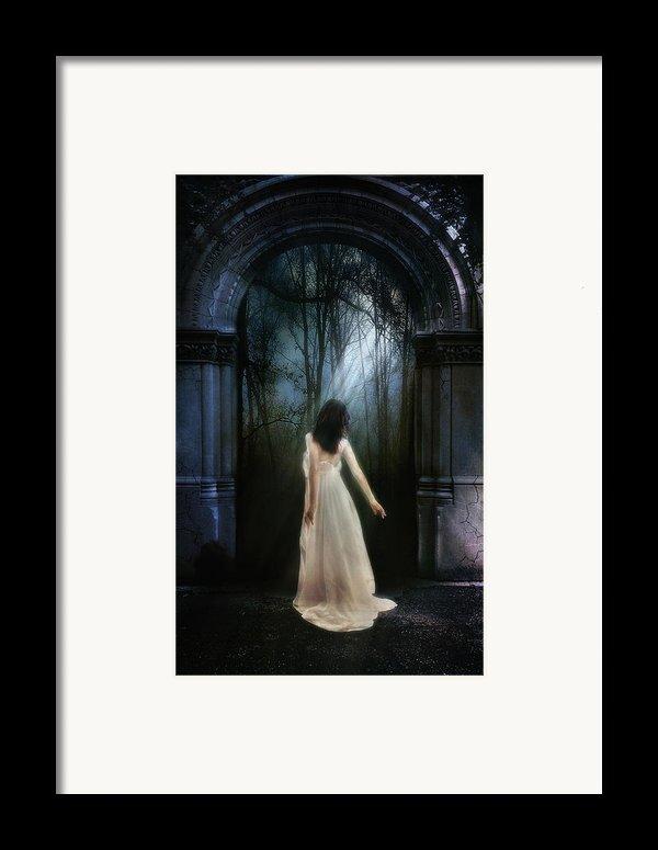 The Light That Awakens Framed Print By John Rivera