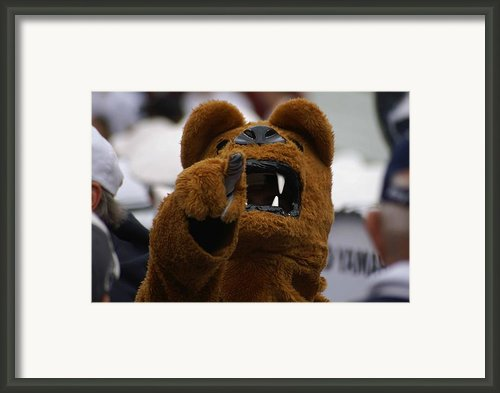 The Lion Wants You Framed Print By Gallery Three