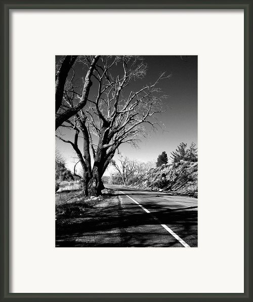 The Long Way Around  Framed Print By Glenn Mccarthy Art And Photography