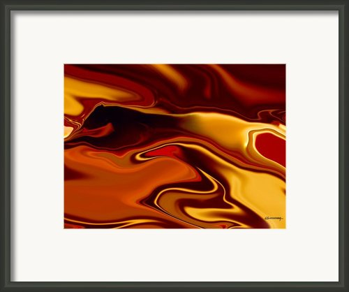The Panther Jump Framed Print By Christian Simonian