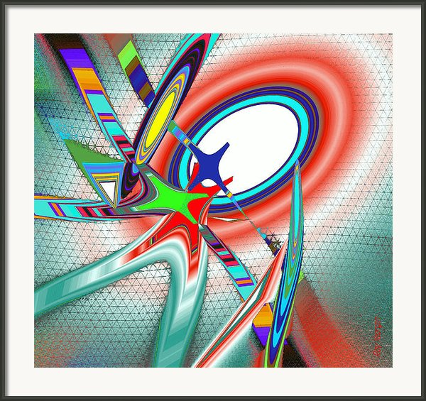 The Portal Framed Print By Ray Yeargin