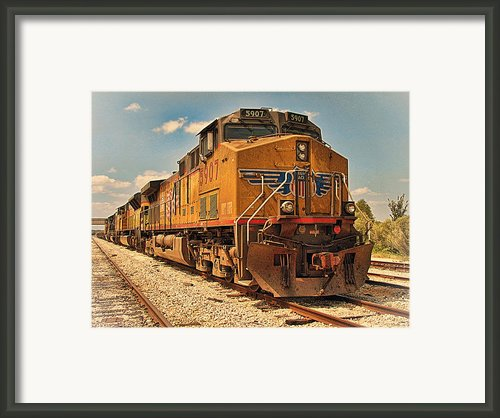 The Powerhouse Framed Print By Wendy J St Christopher