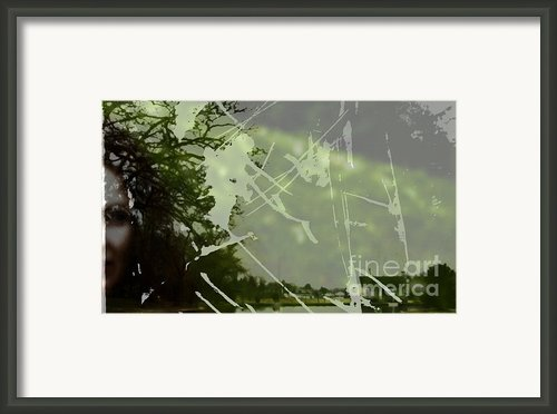 The Remember  Framed Print By Steven  Digman