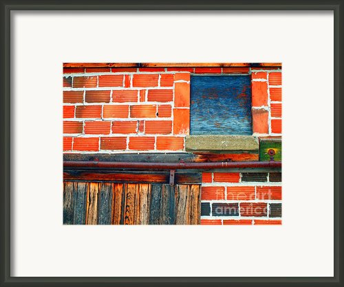 The Shed Framed Print By Tara Turner