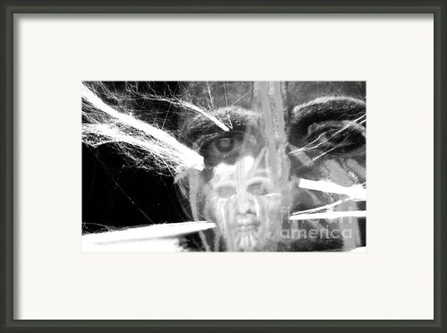 The Spirit Within Framed Print By Xn Tyler