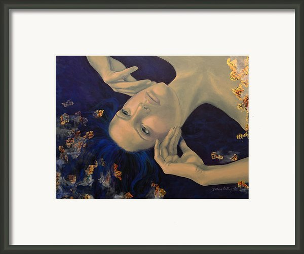 The Story Of The Sixth Sense Framed Print By Dorina  Costras