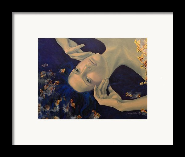 The Story Of The Sixth Sense Framed Print By Dorina  Costras
