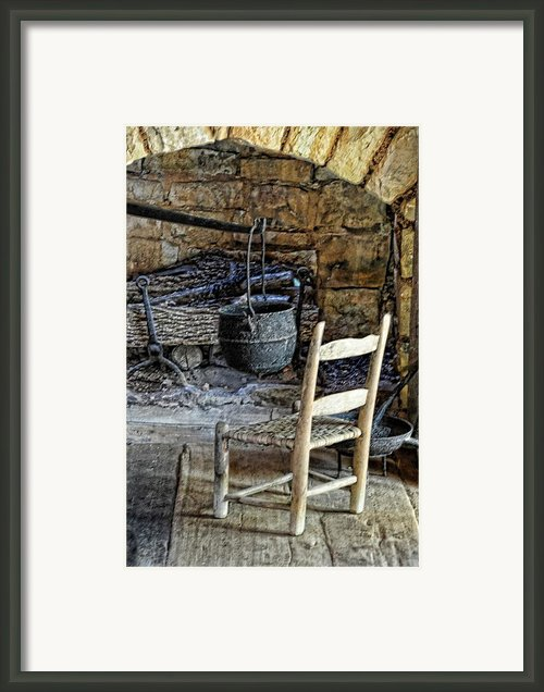 The Warming Place Framed Print By Jan Amiss Photography