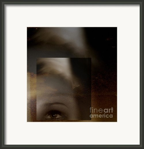 The Window  Framed Print By Steven  Digman