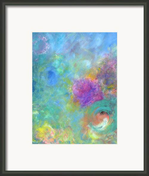 Thoughts Of Heaven Framed Print By Jason Stephen