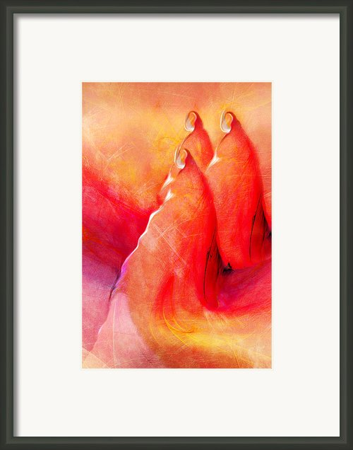 Three Wise Men Framed Print By Paul St George