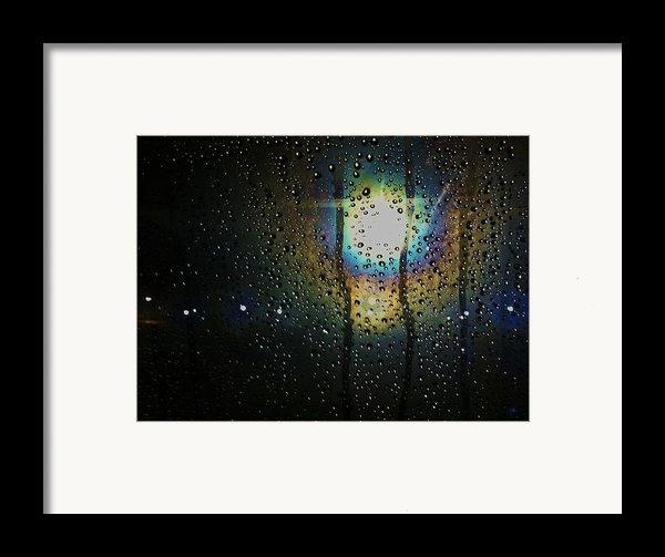 Through My Window Framed Print By Anna Villarreal Garbis