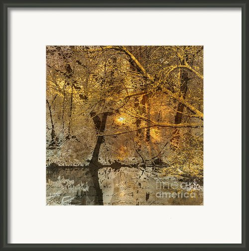 Time Ii Framed Print By Yanni Theodorou