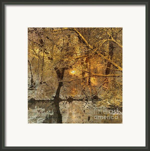 Time Ii Framed Print By Yanni Theodorou