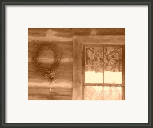 Time To Remember Framed Print By Mariagrazia Stanfield