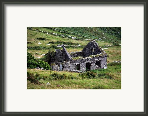 Times Past Framed Print By Aidan Moran