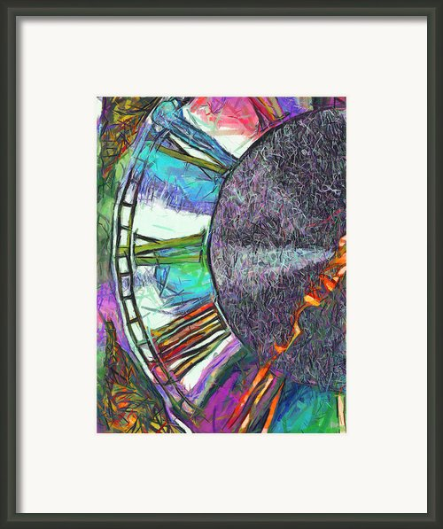 Timing Is Everything Framed Print By Wendy J St Christopher