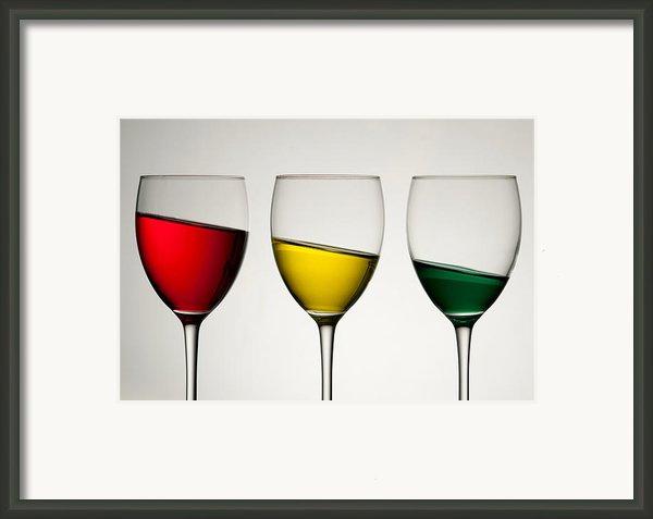 Tipple Framed Print By Ajm Photography