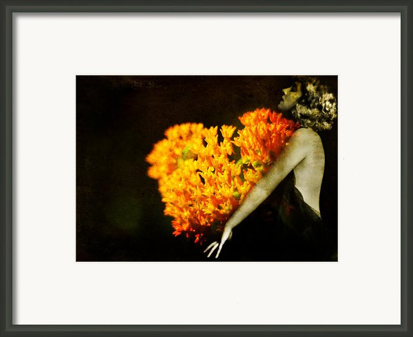 To Life Framed Print By Rebecca Sherman