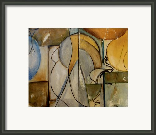 To Louise Framed Print By Lynn Hughes
