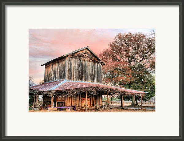 Tobacco Road Framed Print By Jc Findley