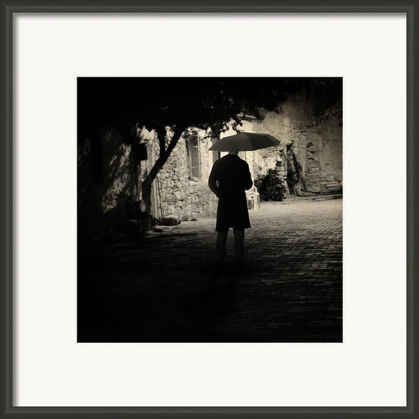 Tomorrow Framed Print By Taylan Soyturk
