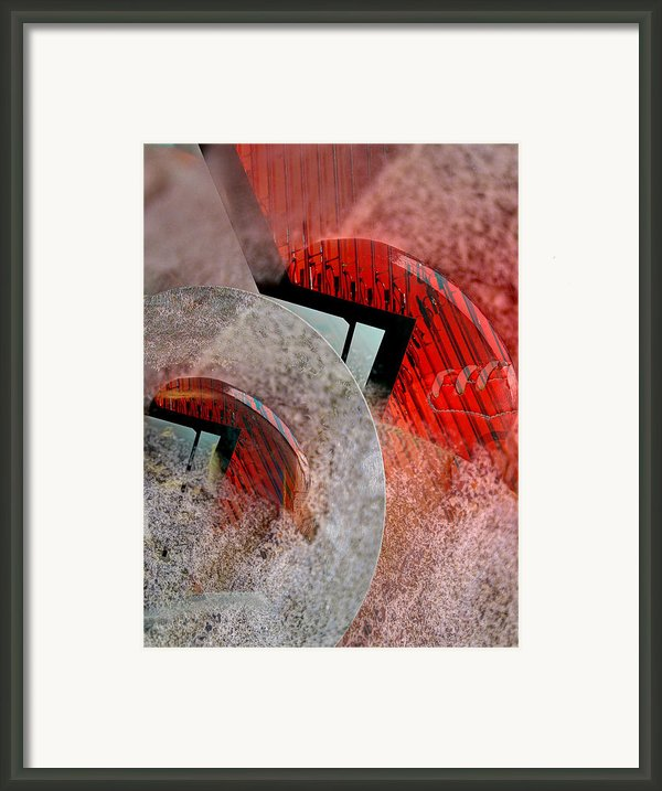 Toss Of The Coin Framed Print By Roger Smith