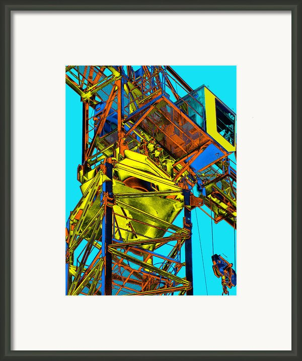 Towering 5 Framed Print By Wendy J St Christopher