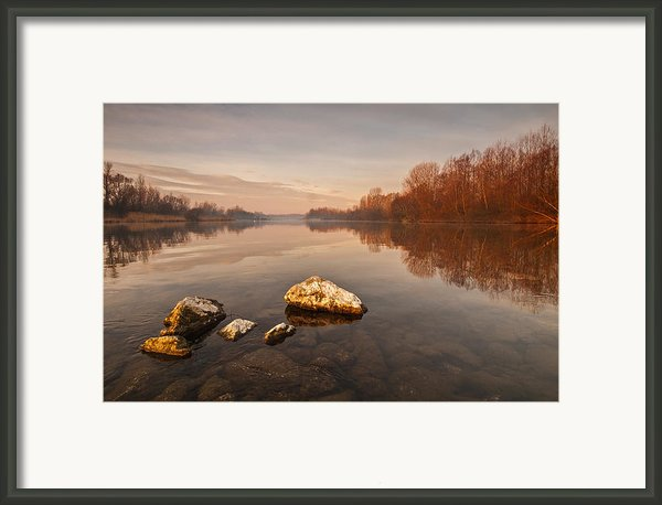 Tranquility Framed Print By Davorin Mance