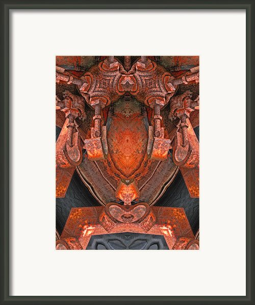 Transformed Framed Print By Wendy J St Christopher