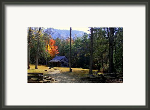 Traveling Back In Time Framed Print By Karen Wiles