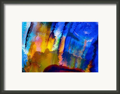 True Love Framed Print By Omaste Witkowski