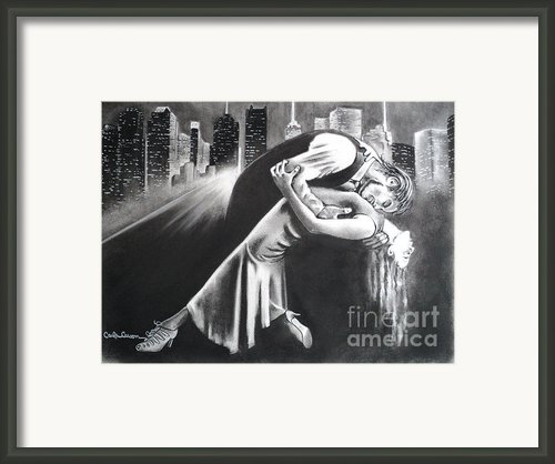 True Romance Framed Print By Carla Carson