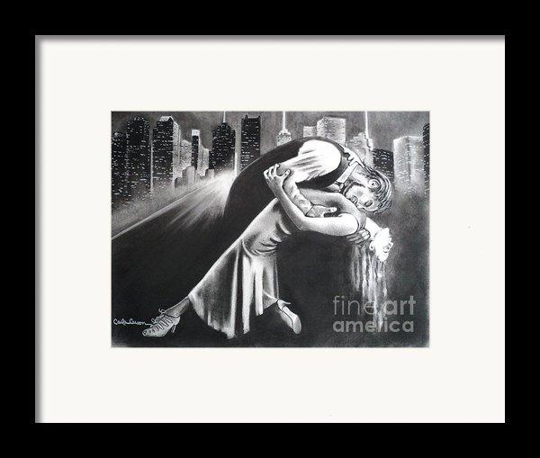 True Romance Framed Print By Carla Carson