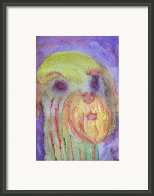 Truely You   Framed Print By Hilde Widerberg