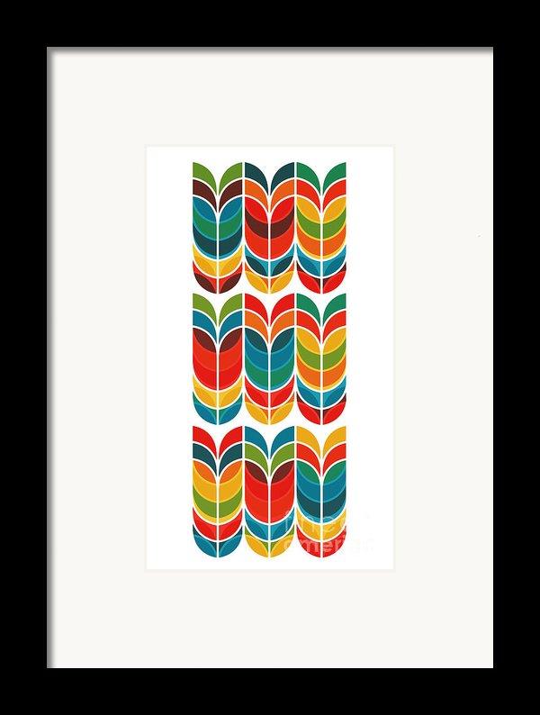 Tulip Framed Print By Budi Satria Kwan